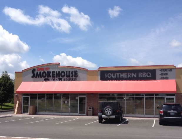 Capital City Smokehouse in Barrhaven