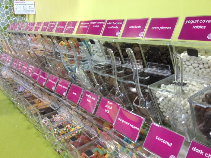 Menchie's Barrhaven Toppings
