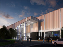 Minto Recreation Complex in Barrhaven