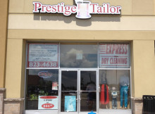 Prestige Tailor in Barrhaven