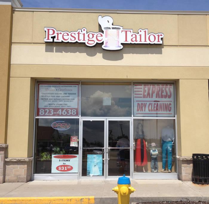 Prestige Tailor in Barrhaven