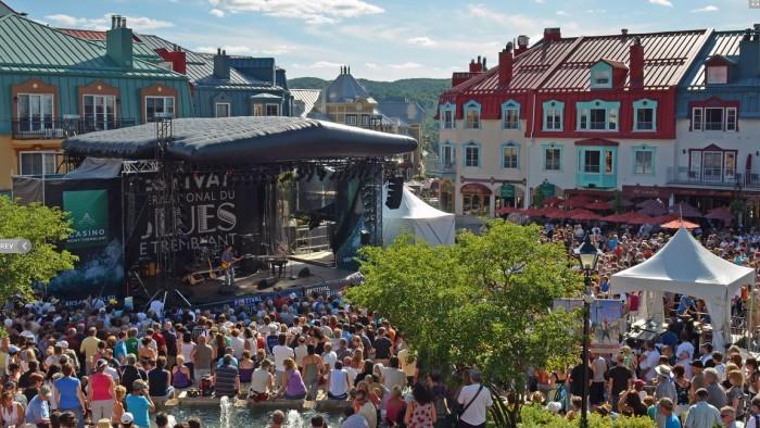 Tremblant Blues Festival