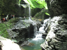 Hiking Ithaca New York Finger Lakes