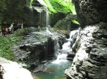 Hiking Ithaca New York Finger Lakes