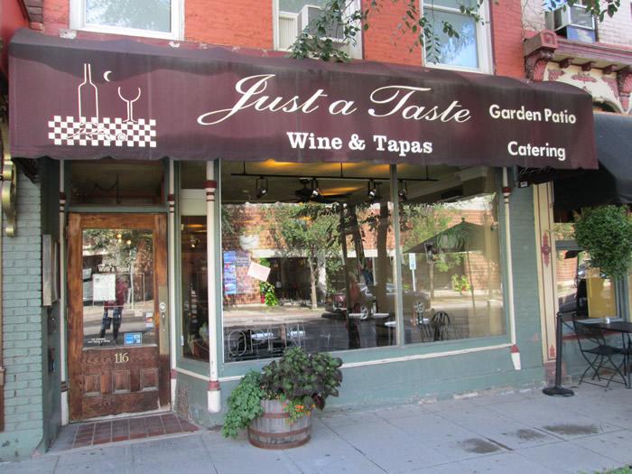 Just a Taste Tapas Ithaca