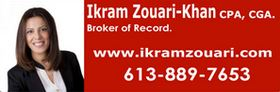 Ikram Zouair Barrhaven Real Estate Professional