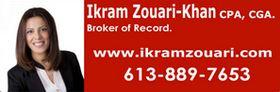 Ikram Zouair Barrhaven Real Estate Professional