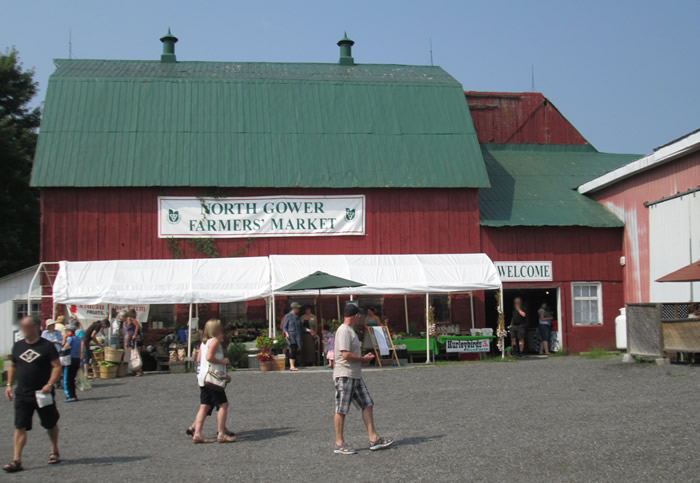 North Gower Farmers Market