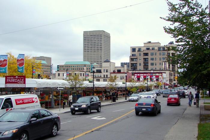 Ottawa Parkdale Market