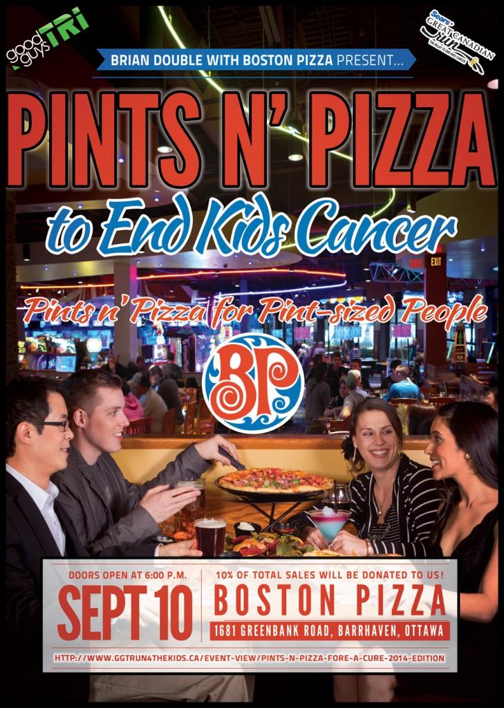 Pints-N-Pizza Barrhaven Boston Pizza