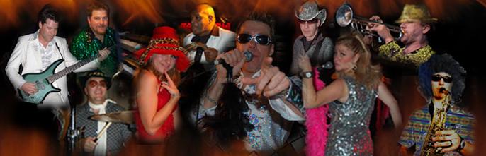 Disco Inferno Band