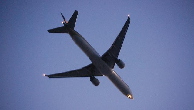 Barrhaven plane noise