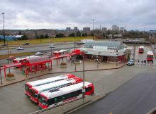 Barrhaven Transit and OC Transpo