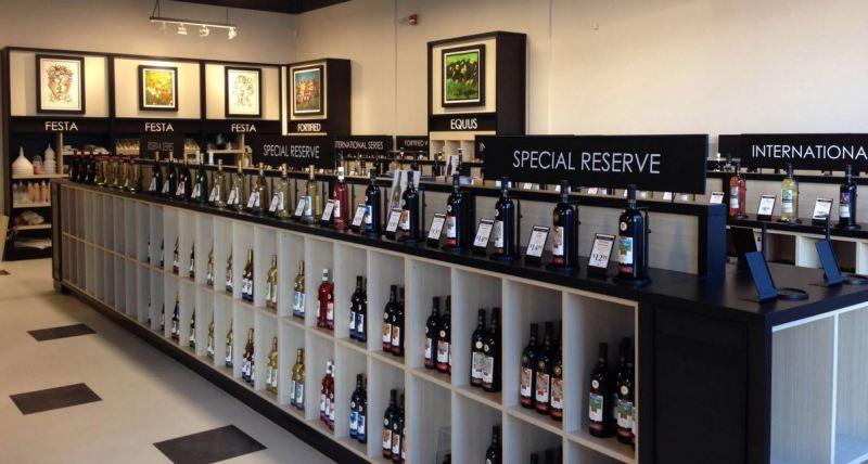 Ottawa Magnotta Wines Outlet Store