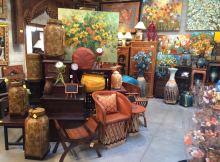 Third World Bazaar in Manotick Station