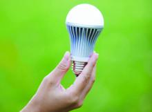 LED Lightbulb from Barrhaven Home Depot