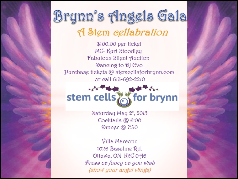 Stem Cells for Brynn