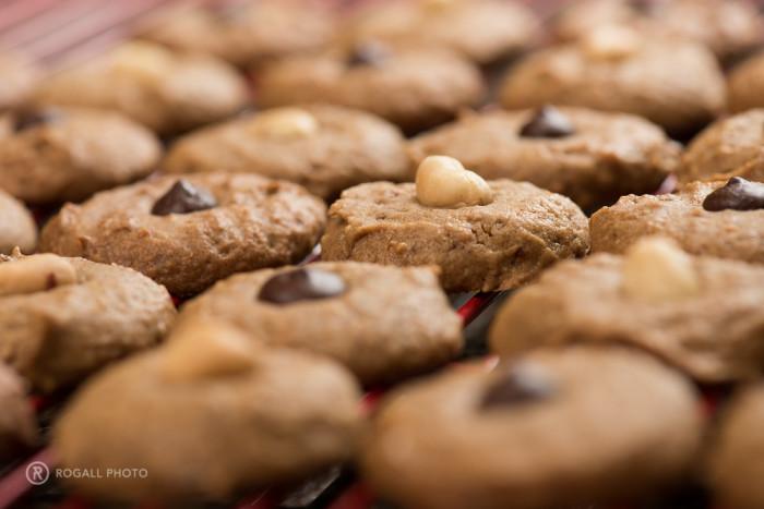 Kim Ronzoni's Peanut Butter Cookies