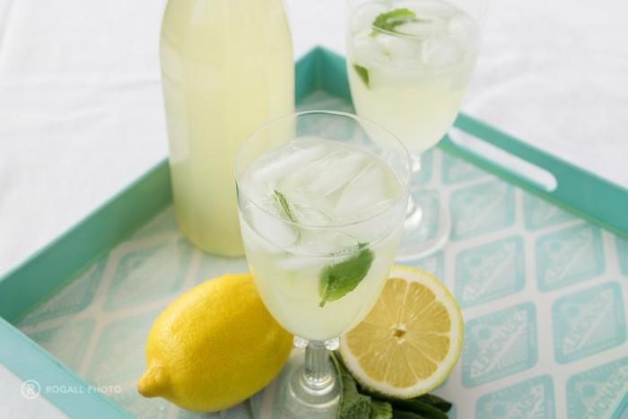 Lemon-Mint Fusion