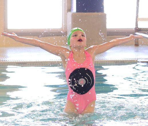 Barrhaven Synchronized Swimming