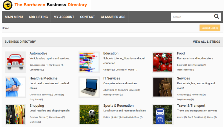 Barrhaven Business Directory