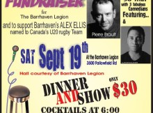 Barrhaven Legion Comedy Show