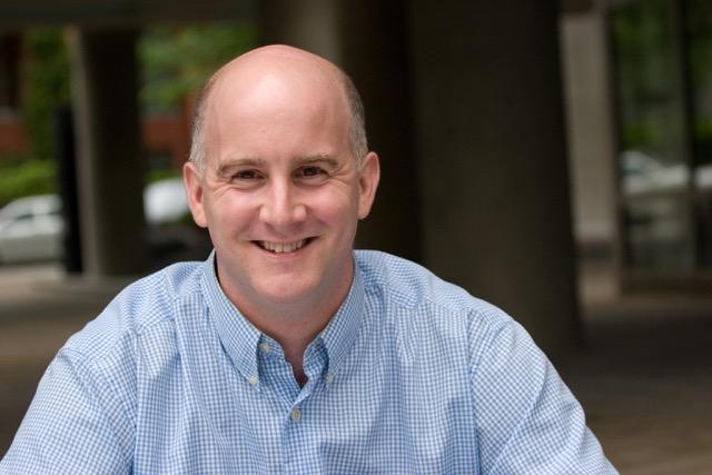 Nepean NDP candidate Sean Devine