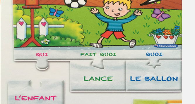 French tutoring for children