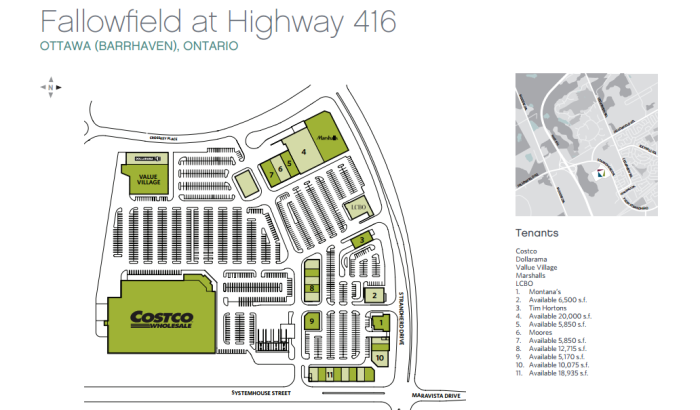 New Retail Stores Are Coming To The Barrhaven Costco Site The - Costco us locations map