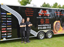 Barrhaven Tire Change Service