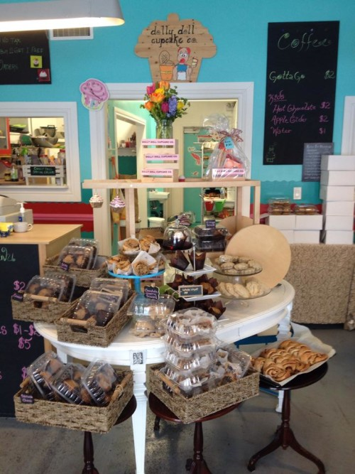 DollyDoll Cupcake Company in North Gower