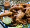 Kim Ronzoni Chicken Wings