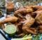 Kim Ronzoni Chicken Wings