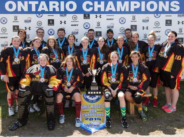 Nepean Knights Minor Lacrosse Association