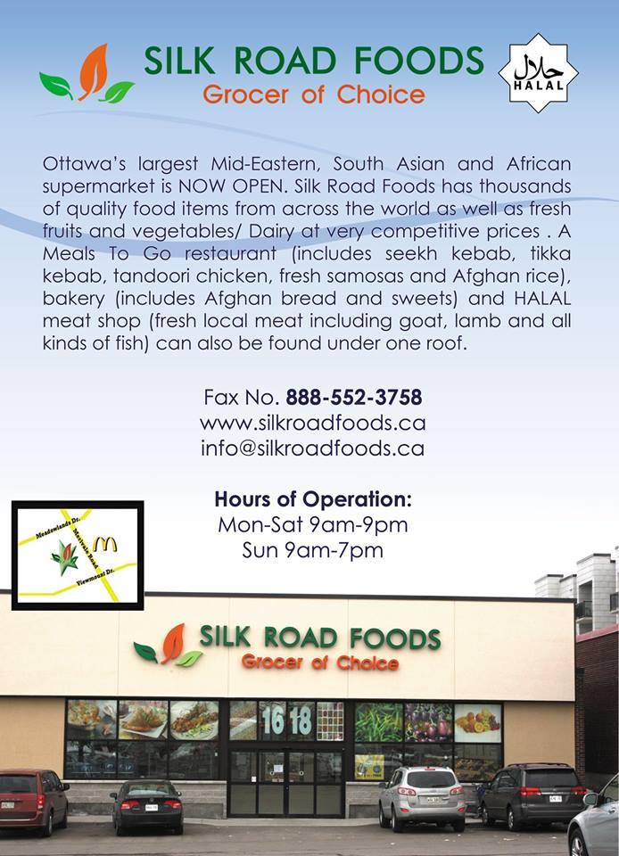 Silk Road Foods