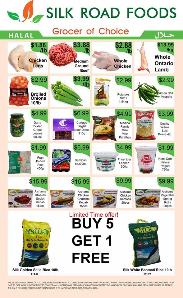 Silk Road Foods Ottawa