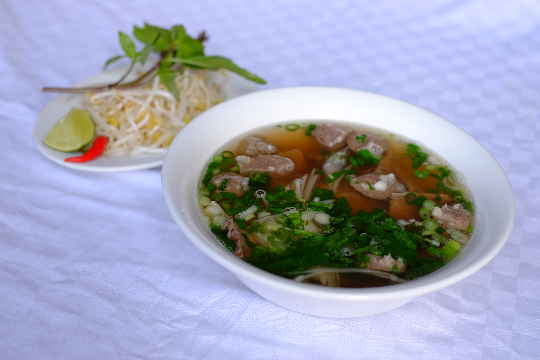 Beef Pho Soup - Barrhaven Restaurant