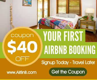 AirBnB Canada Coupon