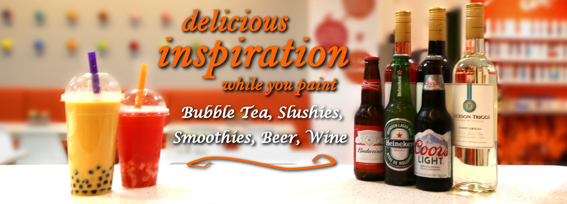 Art Haven Barrhaven Drinks and Bubble Tea