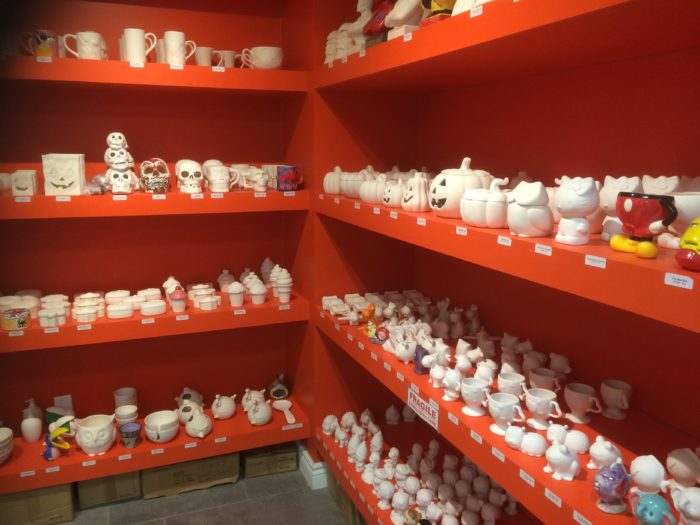 Barrhaven ArtHaven Ceramic Cafe Figurine Selection