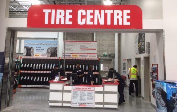 Costco Barrhaven Tire Center