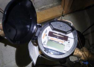 Barrhaven Water Meter Test
