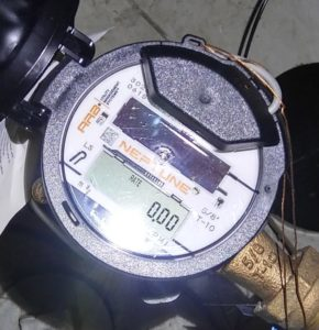 Barrhaven Water Consumption Test