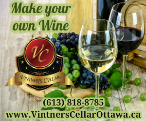 Vintners Cellar Barrhaven Ottawa Make your own wine