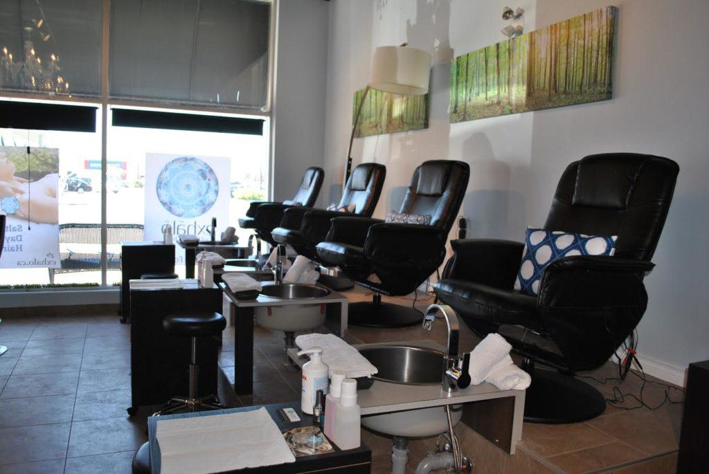 Barrhaven Spa Pedicure Manicure