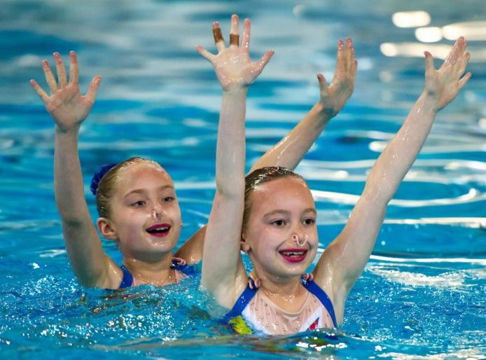 Barrhaven synchronized swimming lessons