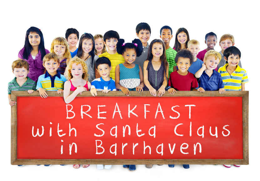Breakfast with Santa Claus in Barrhaven