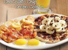 Tutti Frutti Breakfast Specialty Combo