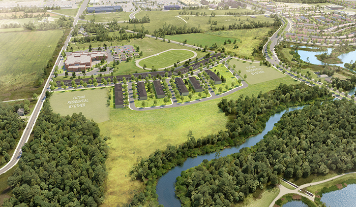 Barrhaven Minto Riversbend Community Real Estate