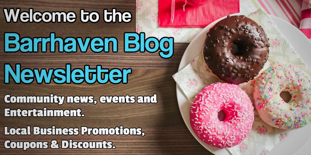 The Barrhaven Blog Newsletter